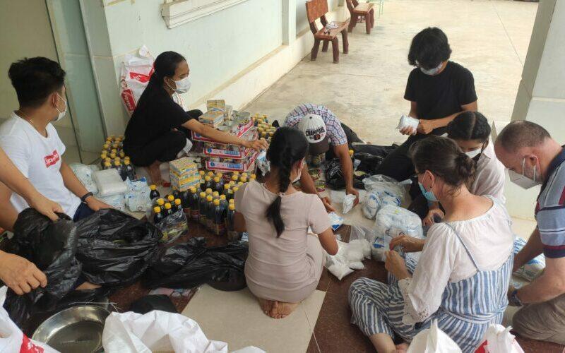Asia COVID-19 Outbreak Relief
